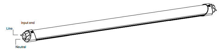 Difference Between a Single-Ended and Double-Ended LED Tube on